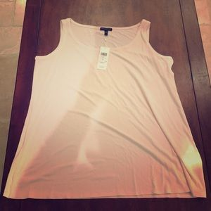 New with tags Eileen Fisher pink camisole